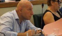Il consigliere di FdI Federico Soffritti