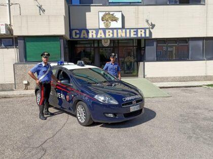 carabinieri cento