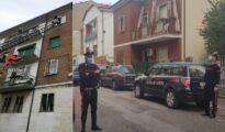 carabinieri suicidio