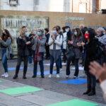 manifestazione Arcigay Ferrara - foto di Riccardo Giori